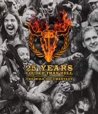 WOA-25 Years Louder Than Hell